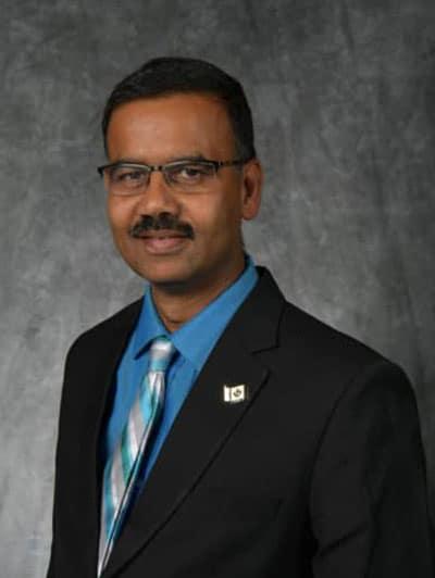 Venkataraman Thangadurai